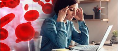 A anemia é uma doença silenciosa: sintomas e prevenção