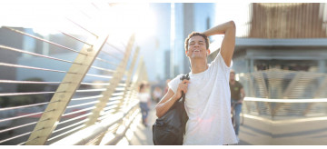 A vitamina do sol: vitamina D, bom humor e disposição