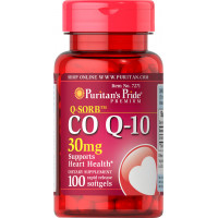 Q-SORB™ Co Q-10 30 mg