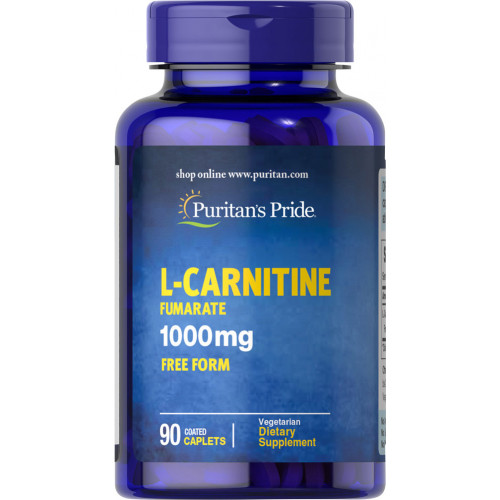 L-Carnitina Fumarato 1000 mg