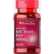Levedura Vermelha Arroz 600 mg Trial Size