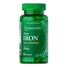 Ferro 28 mg (Glicinato Ferro)