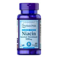 Niacina Flush Free  500 mg