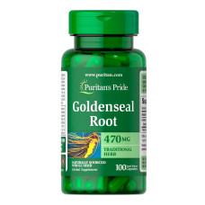 Raiz de Goldenseal 470 mg