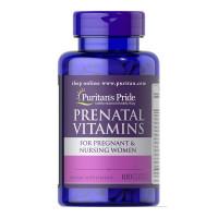 Vitaminas para gestantes 100 Tablets