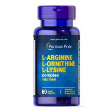 L-Arginina L-Ornitina L-Lisina