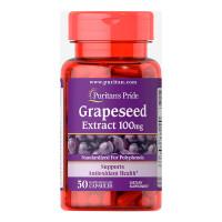 Extrato de semente de uva 100 mg