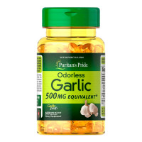 Alho 500 mg (Sem odor)