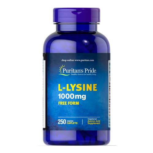 L-Lisina 1000 mg