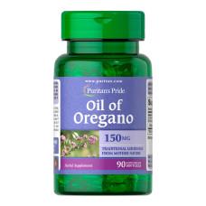 Óleo de Extrato de Orégano 150 mg