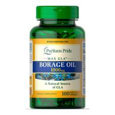 Óleo de Borragem 1000 mg
