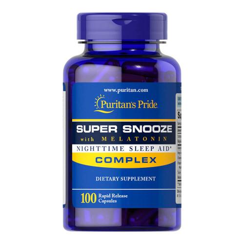 Super Snooze com Melatonina (Super Soneca)
