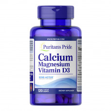 Magnésio e Cálcio com Vitamina D