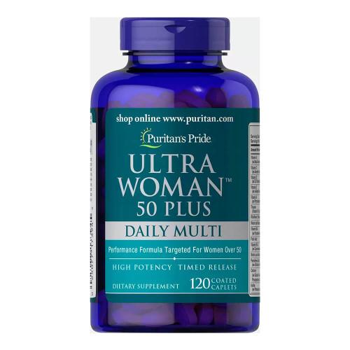 Ultra Woman™ 50 Plus Multivitamínico