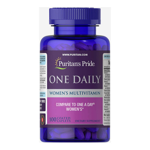 Multivitamínico Diário para Mulheres
