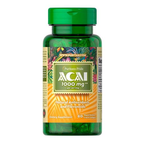 Extrato de Açaí 1000 mg