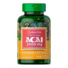 Força Tripla Açaí 3000 mg