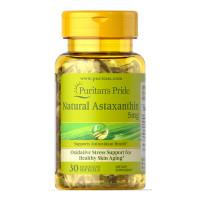 Astaxantina Natural  5 mg