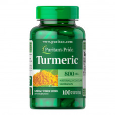 Açafrão 800 mg (Turmeric)