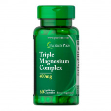 Complexo Triplo de Magnésio 400 mg