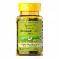 Astaxantina Natural 10 mg