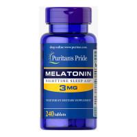 Melatonina 3 mg 240 caps