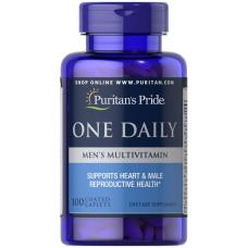 Multivitamínico diário para homens