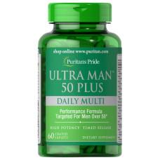 Ultra Man™ 50 Plus