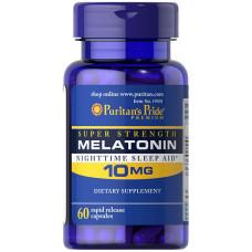 Melatonina 10 mg 60 caps