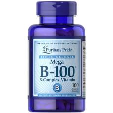Complexo Vitamina B-100® Liberação Gradual