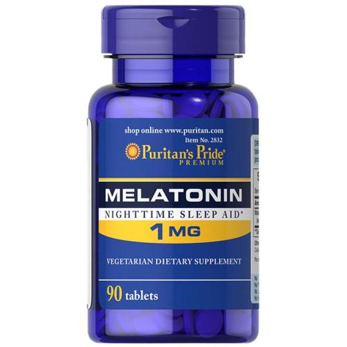 Melatonina 1 mg 90 tabs