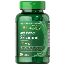 Selênio 200 mcg