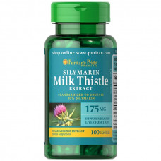 Milk Thistle Standardized 175 mg (Silymarin)