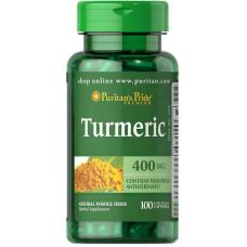 Açafrão Cúrcuma 400 mg (Turmeric)
