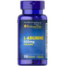 L-Arginina 500 mg