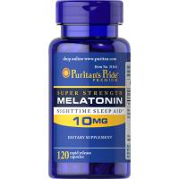 Melatonina 10 mg 120 caps