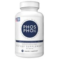 Phospho Life + k2, Fosfoetanolamina  90 capsules