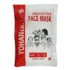 Kit máscaras KN95 com 5 camadas e clip Nazal - 10 Unidades